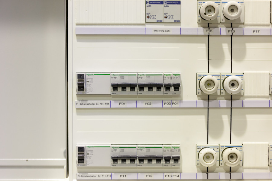 Vorschau: Elektroinstallationen