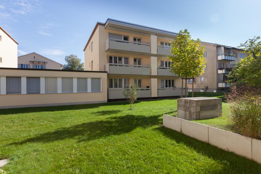 Vorschau: 4 MFH Brüderhofweg Zürich